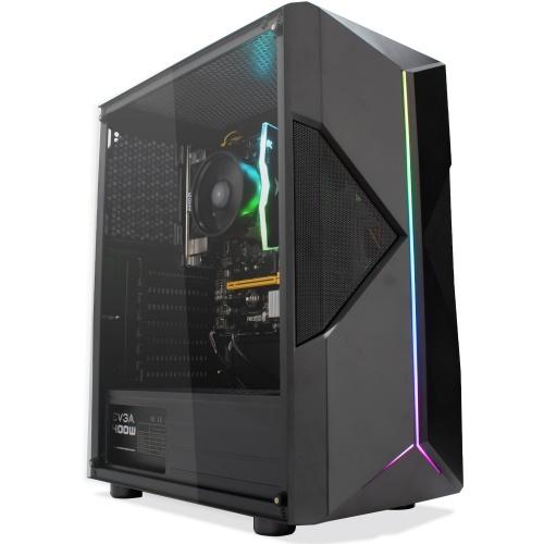 Computadora Gamer Xtreme PC Gaming CM-03400, AMD Ryzen 5 3400G 3.70GHz, 8GB, 1TB + 240GB SSD, Radeon Vega 11, FreeDOS