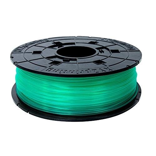 XYZprinting Bobina de Filamento Jr. PLA, Diametro 1.75mm, 600g, Verde