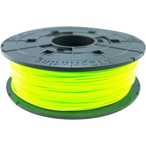 XYZprinting Bobina de Filamento Jr. PLA, Diámetro 1.75mm, 600g, Verde Neón