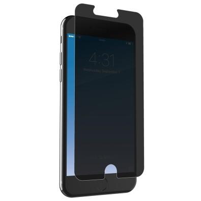 Zagg Protector de Pantalla InvisibleShield para iPhone 8 Plus, Translúcido