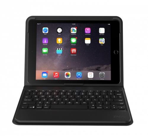 "Zagg Funda con Teclado para iPad Pro 9.7"", Negro"