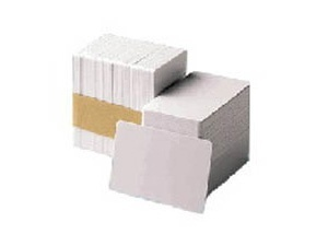 Zebra Tarjetas de PVC para Credenciales Premier, 5 x 100 Tarjetas, para Impresoras Zebra
