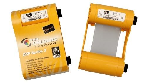 Cinta Zebra YMCKOK Color, para ZXP Series 3