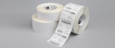Zebra Z-Select 4000T Rollo de Etiquetas de 4'' x 1'', Blanco, 2260 Etiquetas