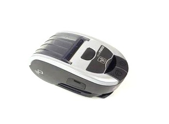 Zebra Impresora Móvil iMZ220, Térmica Directa, Inalámbrico, Bluetooth 2.1, Negro