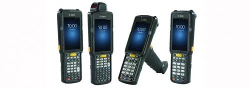 Zebra Terminal Portátil MC3300 4'', 4GB, Android, Bluetooth 4.1, WiFi - sin Cables/Base/Fuente de Poder