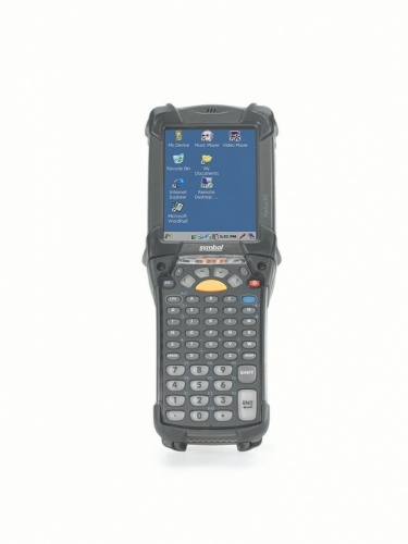 Zebra Terminal Portátil MC9200 3.7'', 1GB, Windows Embedded Compact 7.0, Bluetooth, WiFi - no incluye Cables ni Base