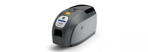 Zebra QuikCard ZXP Series 3, Impresora para Credenciales, 300 x 300 DPI, USB 2.0, Negro - incluye Software, Cinta y 200 Tarjetas