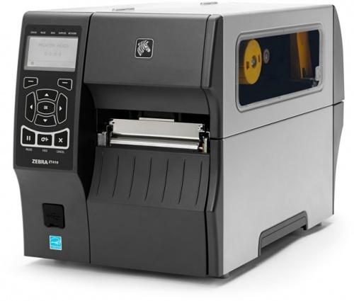 Zebra ZT410, Impresora de Etiquetas, Transferencia Térmica, Bluetooth, USB 2.0, 203 x 203 DPI, Negro
