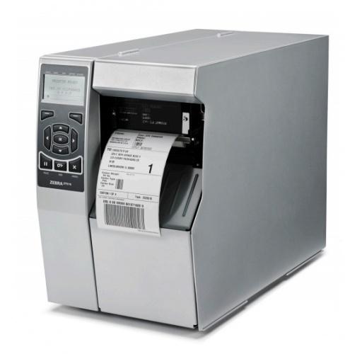 Zebra ZT510, Impresora de Etiquetas, Transferencia Térmica, 300 x 300DPI, USB 2.0, Gris