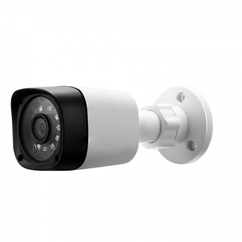 ZKTeco Cámara CCTV Bullet IR para Interiores/Exteriores BS-31A11A, Alámbrico, 1280 x 720 Pixeles, Día/Noche