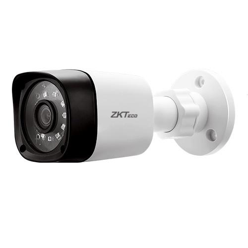 ZKTeco Cámara CCTV Bullet IR para Interiores/Exteriores BS-32B11A, Alámbrico, 1920 x 1080 Pixeles, Día/Noche