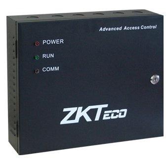ZKTeco Caja con Fuente para Panel INBIO, Negro