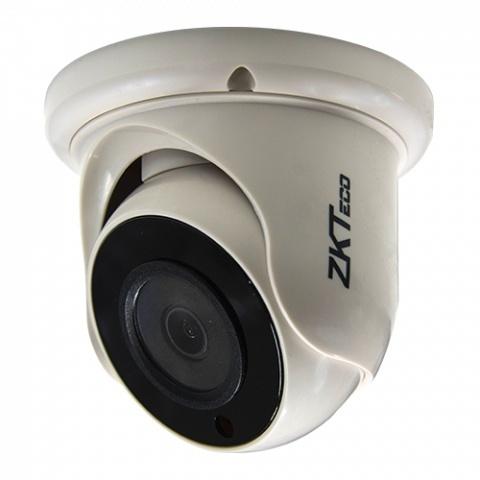 ZKTeco Cámara CCTV Domo IR para Interiores/Exteriores ES-31A11J, Alámbrico, 1280 x 720 Pixeles, Día/Noche