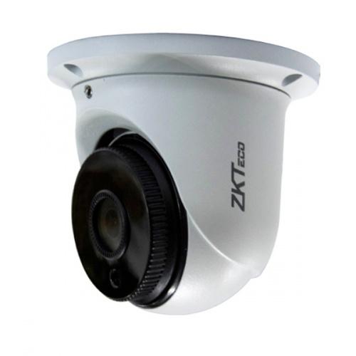 ZKTeco Cámara CCTV Domo IR para Interiores/Exteriores ES-32D11H, Alámbrico, 1920 x 1080 Pixeles, Día/Noche