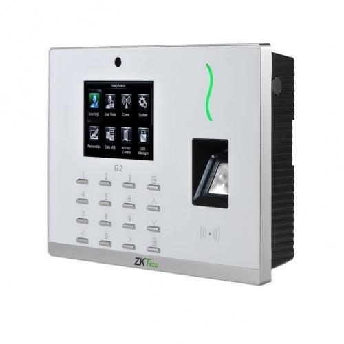 ZKTeco Control de Acceso y Asistencia Biométrico G2, 20.000 Usuarios