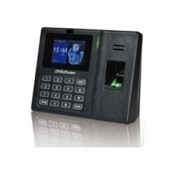 ZKTeco Control de Acceso y Asistencia Biométrico LX14, 500 Usuarios, USB 2.0, Negro