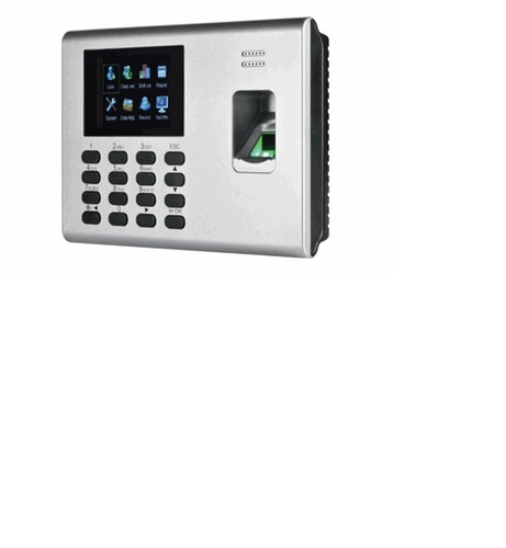 ZKTeco Control de Acceso y Asistencia Biométrico ZK-K40 ID, 1000 Usuarios