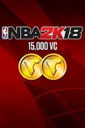 NBA 2K18, 15.000 VC,  Xbox One ― Producto Digital Descargable