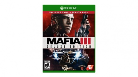 Mafia III Deluxe Edition, Xbox One ― Producto Digital Descargable