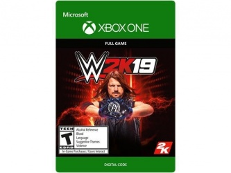 WWE 2K19, Xbox One ― Producto Digital Descargable