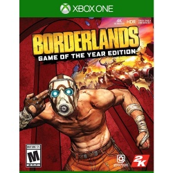 Borderlands: Game of the Year Edition, Xbox One ― Producto Digital Descargable