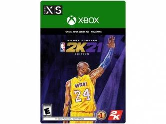 NBA 2K21: Mamba Forever Edition, Xbox One ― Producto Digital Descargable