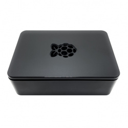 330Ohms Carcasa de Plástico para Raspberry Pi 4B, no Incluye Ventilador