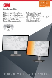 3M Filtro de Privacidad para Monitor sin Marco 21.5