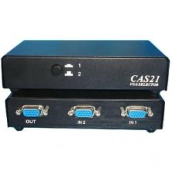 4XEM Video Splitter VGA, 3 Puertos