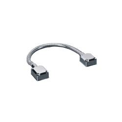 AccessPRO Pasacable para Protección de Cable en Puertas, 48cm