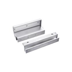 AccessPRO Kit de Montaje en Vidrio BU600DLED para Cerradura Electromagnética MAG600LED, Aluminio
