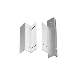 AccessPRO Kit de Montaje BZL350 para Cerradura Electromagnética MAG350S, Aluminio