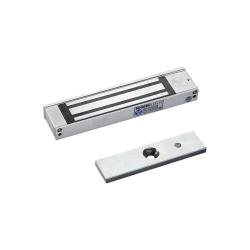 AccessPRO Cerradura Electromagnética MAG350S, 3.3cm x 13cm, 180Kg