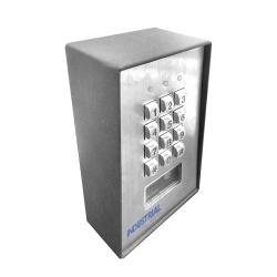 AccessPRO Lector de Tarjetas con Teclado Industrial PRO-KEYPAD-3V2, Wiegand, 1200 Usuarios
