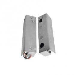 AccessPRO Cerradura Electromagnética PROEB-500U, para Puerta de Vidrio, 15 x 3.9cm, hasta 1000Kg