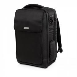 Kensington Mochila Overnight SecureTrek para Laptop 17'', Negro