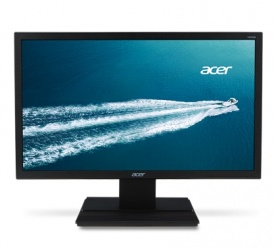 Monitor Acer Essential V206HQL Bb LED 19.5'', HD, Widescreen, Negro - incluye Docking Station