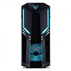 Computadora Gamer Acer Predator PO3-600-UD15, Intel Core i5-9400F 2.90GHz, 8GB, 1TB + 256GB SSD, NVIDIA GeForce RTX 2060, Windows 10 Pro 64-bit ― Teclado en Inglés