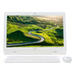 Acer Aspire Z1 All-in-One 18.5'', Intel Celeron J3060 1.60GHz, 4GB, 1TB, Windows 10 Home 64-Bit, Blanco