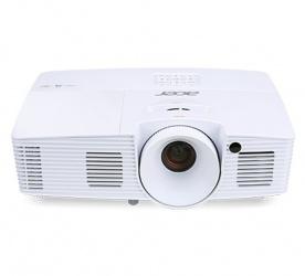 Proyector Acer Essential X117H DLP, SVGA 800 x 600, 3600 Lúmenes, con Bocinas, Blanco