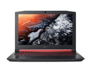 Laptop Gamer Acer Nitro 5 AN515-52-73UB 15.6'' Full HD, Intel Core i7-8750H 2.20GHz, 4GB, 16GB Optane, 2TB, NVIDIA GeForce GTX 1050, Windows 10 Home 64-bit, Negro/Rojo