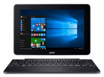 Acer 2 en 1 One 10 S1003-1622 10.1'', Intel Atom x5-Z8350 1.44GHz, 2GB, 32GB, Windows 10 Home 32-bit, Negro