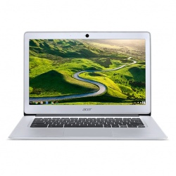 Laptop Acer Chromebook CB3-431-C9TT 14'', Intel Celeron N3060 1.60GHz, 2GB, 16GB Flash, Chrome OS, Plata