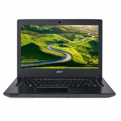 Laptop Acer E5-475-52XJ 14'', Intel Core i5-7200U 2.50GHz, 8GB, 1TB + 128GB SSD, Windows 10 Home 64-bit, Negro/Gris