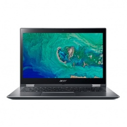 "Laptop Acer Spin 3 SP314-51-53W3 14"" HD, Intel Core i5-8250U 1.60GHz, 8GB, 1TB, Windows 10 Home 64-bit, Gris/Plata"