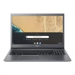 "Laptop Acer Chromebook CB715-1W-59YQ 15.6"" Full HD, Intel Core i5-8250U 1.60GHz, 16GB, 64GB MicroSD, Chrome OS, Gris ― Teclado en Inglés"
