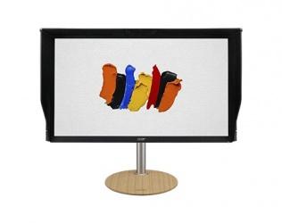 """Monitor Acer ConceptD CP7 LED 27"""", 4K Ultra HD, Widescreen, 120Hz, HDMI, Bocinas Integradas (2 x 8W), Negro/Plata"""