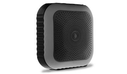 Acteck Bocina Portátil SB-200, Bluetooth, Inalámbrico, USB 2.0, Negro