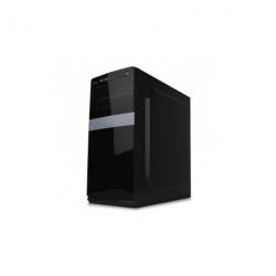 Gabinete Acteck Burgos AC-05007, ATX/micro-ATX, USB 2.0, con Fuente de 500W, Negro
